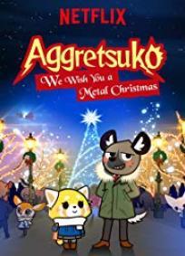 Aggretsuko: Feliz Natal Metaleiro