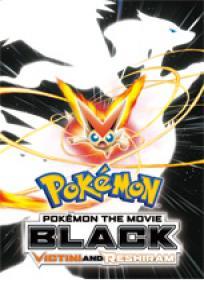 Pokémon O Filme - Preto - Victini e Reshiram