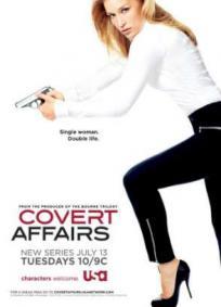 Covert Affairs - 1ª Temporada