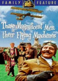 Esses Maravilhosos Homens e Suas Máquinas Voadoras