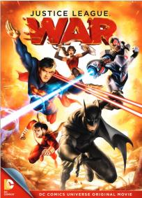 Liga da Justiça - Guerra