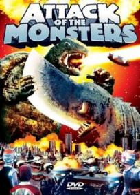A Batalha dos Monstros