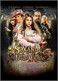 Saxána e o Livro Mágico