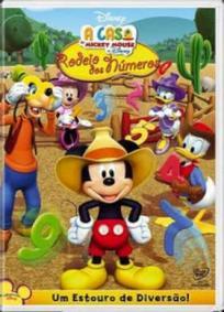 A Casa do Mickey Mouse: Rodeio dos Números
