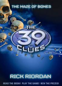 The 39 Clues - O Labirinto dos Ossos