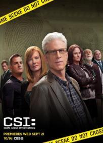 CSI - Las Vegas - 15º Temporada (2014)