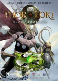 Thor e Loki - Irmãos de Sangue