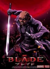Marvel Anime: Blade