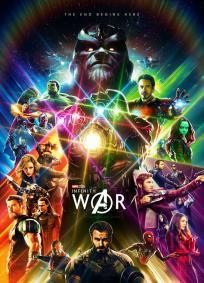 Os Vingadores: Guerra Infinita - Parte I