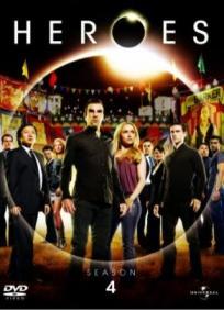 Heroes - 4ª Temporada