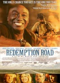 Redemption Road - Black, White and Blues