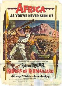 A morte Vem do Kilimanjaro