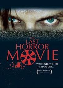 O Último Filme de Terror
