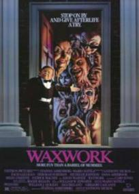 Waxwork - A Passagem