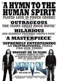 Anvil! - A História do Anvil