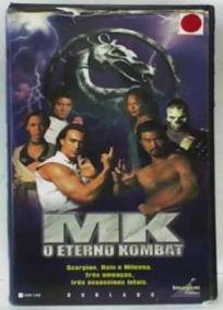 Mortal Kombat - O Eterno Kombat
