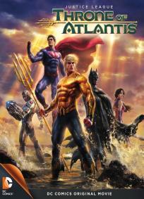 Liga da Justiça - Trono de Atlântida