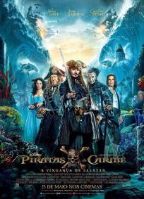 Piratas do Caribe - A Vingança do Salazar