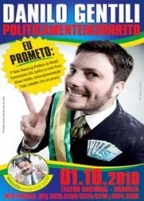 Danilo Gentili - Politcamente Incorreto
