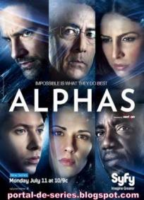 Alphas - 1ª Temporada
