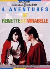 As Quatro Aventuras de Reinette e Mirabelle