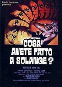 O Quê Vocês Fizeram com Solange?