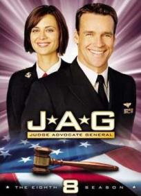 JAG - Ases Invencíveis - 8ª Temporada