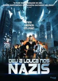 Deu a Louca nos Nazis