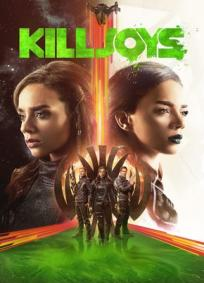 Killjoys - 3ª Temporada