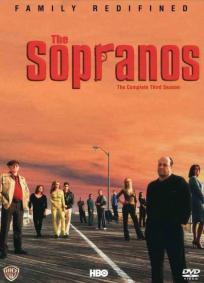 Família Soprano - 3ª Temporada
