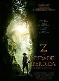 Z, a Cidade Perdida