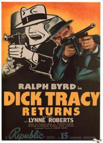 A Volta De Dick Tracy