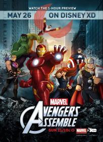 Vingadores- Avengers Assemble