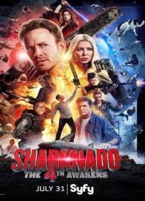 Sharknado: Corra Para o 4º
