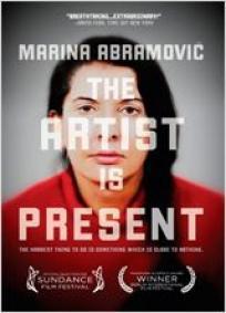 Marina Abramovic: Artista Presente