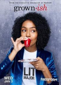 Grown-ish - 1ª Temporada