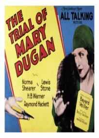 O Julgamento de Mary Dugan