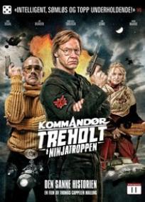 Comandante Treholt e Sua Tropa de Ninjas
