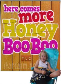 Chegou Honey Boo Boo!