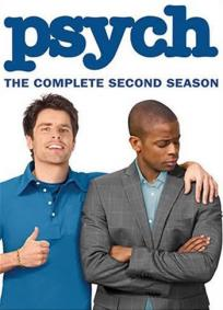Psych 2º temporada