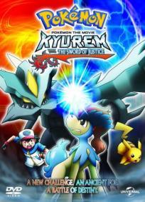 Pokémon - Kyurem Contra a Espada da Justiça