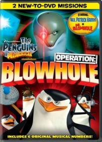 Os Pinguins de Madagascar – A Vingança de Dr. Blowhole's
