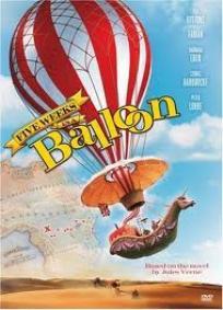 Cinco Semanas num Balão