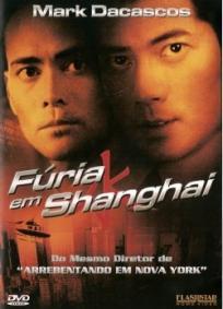 Fúria em Shanghai