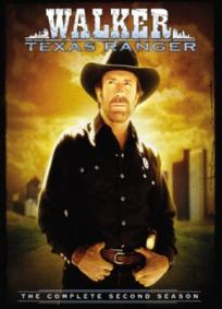 Walker, Texas Ranger (2ª Temporada)