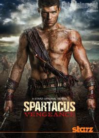 Spartacus: Vingança (2ª Temporada)