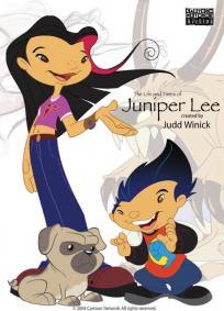 A Vida e Aventuras de Juniper Lee