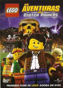 Lego - As Aventuras Dos Clutch Powers