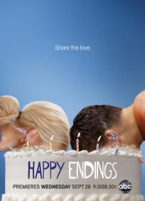 Happy Endings - 2ª Temporada