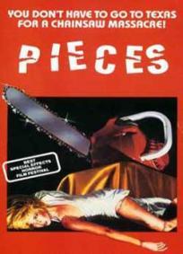 Pieces - O Terror da Serra Eletrica (1982)